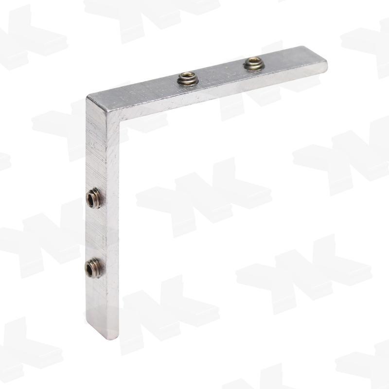 Angle for Kraus frame - Glass door frame