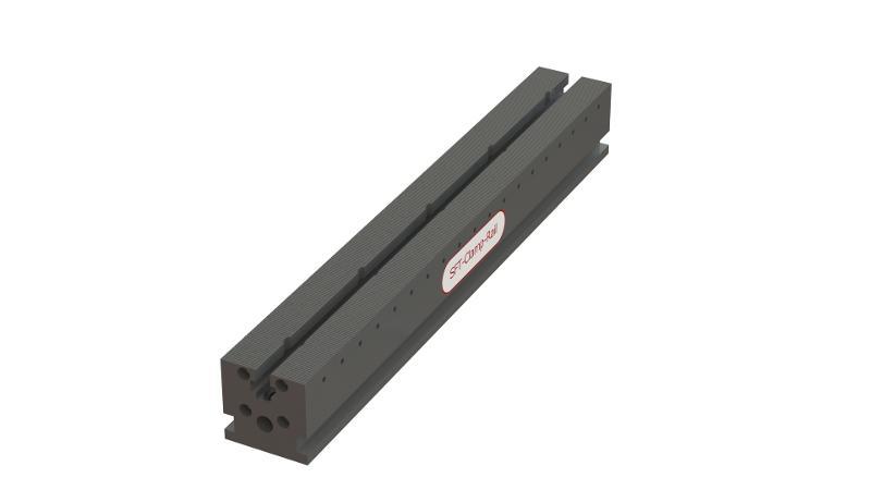 SFT Clamp-Rail Spannschiene, Länge 600 mm - null
