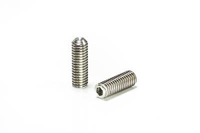 Socket Set Screws With Cup Point - null