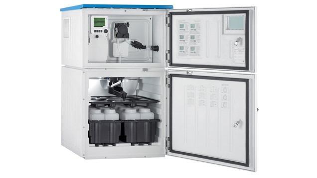 Fully automatic sampling Liquistation CSF48 -
