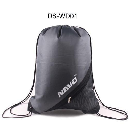 Más comprado bolsas de poliéster - bolsas promocionales con poliéster con cordón de malla bolsillo con cremallera a