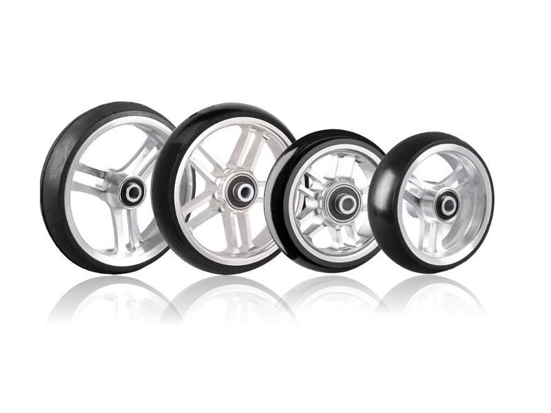 Designer Wheelchair Wheels