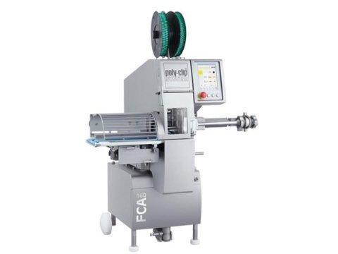 POLY-CLIP SYSTEM: CLIPPATRICI semiautomatiche e automatiche - FCA 120/160