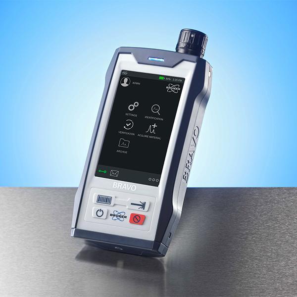 BRAVO - Start into a new era of handheld Raman spectrometers