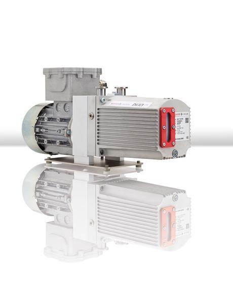 Duo 11 ATEX - Drehschieberpumpe - Zweistufige Hochleistungsdrehschieberpumpe mit ATEX-Zulassung.