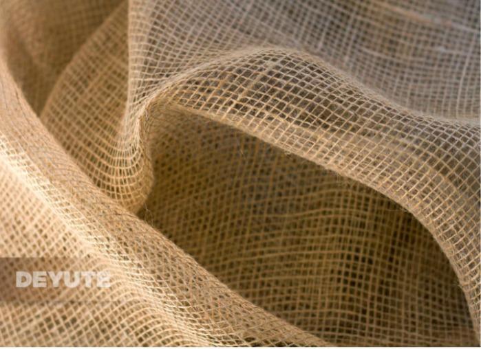 Tejidos de yute 105 gr/m2 100cm ancho - Arpilleras de yute para la aplicación en diversos sectores