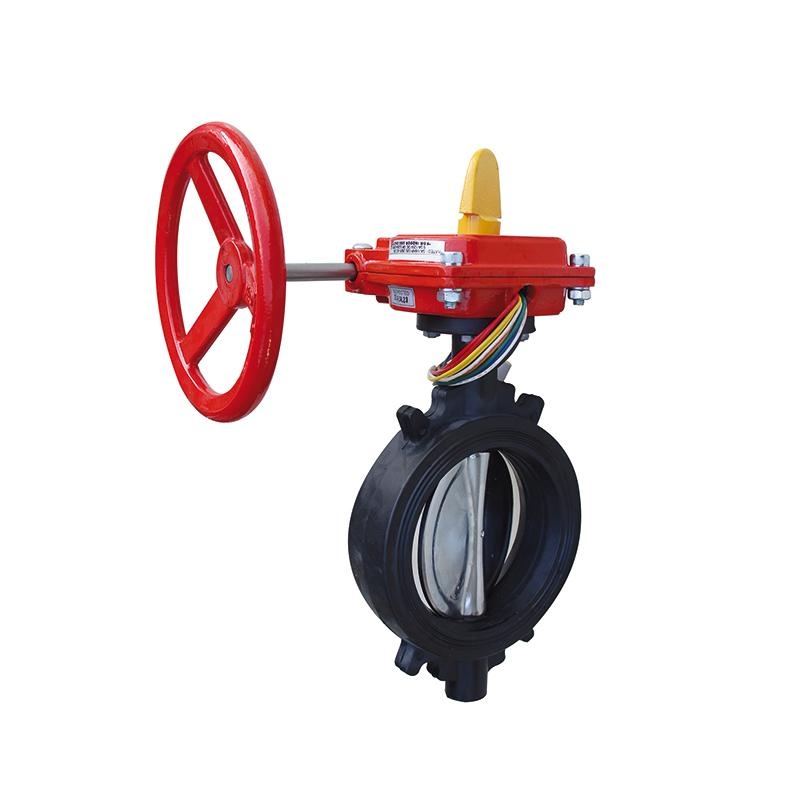 Indicated Butterfly Valve - Indicated Butterfly Valve (Wafer) From DN65 to DN200