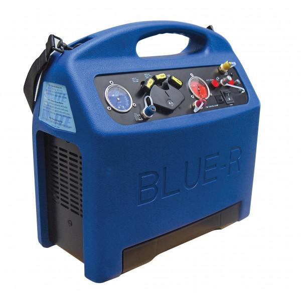 Kältemittel Absauggerät ITE Blue R-95, ölfrei - Kälte Werkzeug