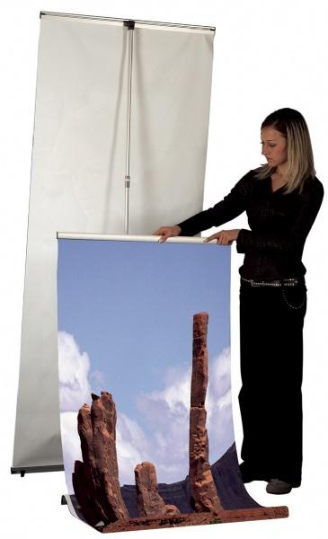 Banner Displays - Quick Banner double face