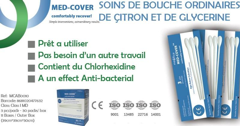 MED-COVER SOINS DE BOUCHES