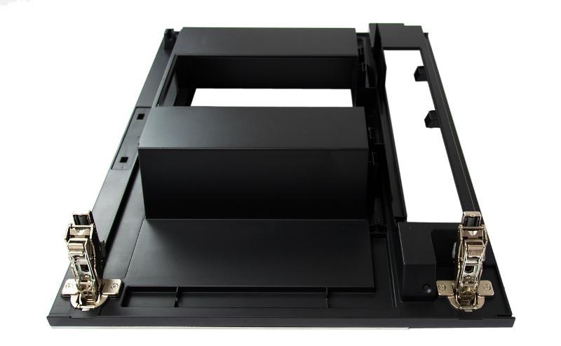 Coffee machine Fronts - complex assemblies