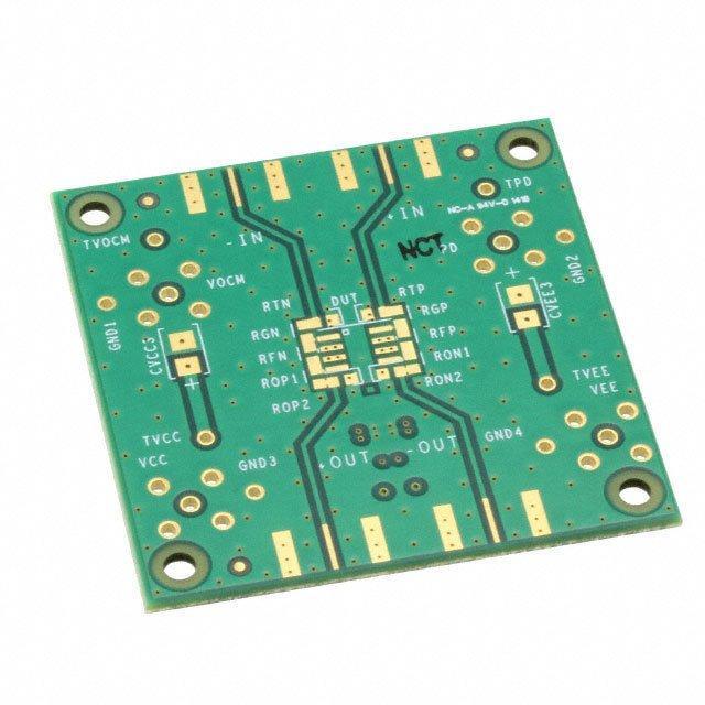EVAL BOARD UNIVERSAL AD8137YR - Analog Devices Inc. EVAL-FDA-1RZ-8