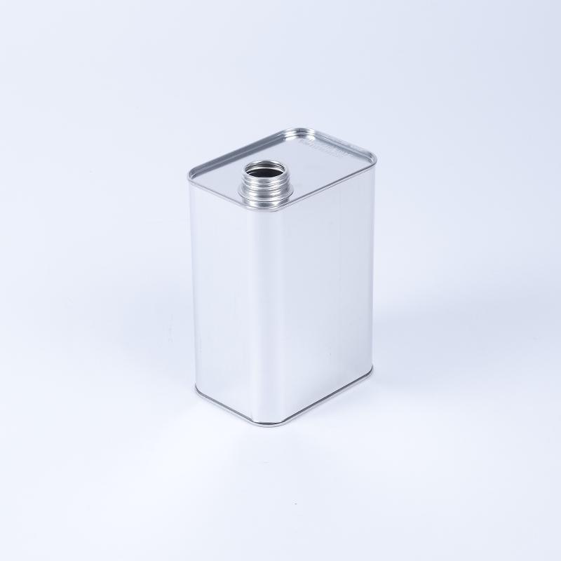 Kanister 1 Liter, mit Gewinde für Blechverschraubung - Artikelnummer 430000137301