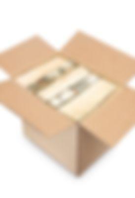 KILN DRIED FIREWOOD - CARDBOARD BOX BIG
