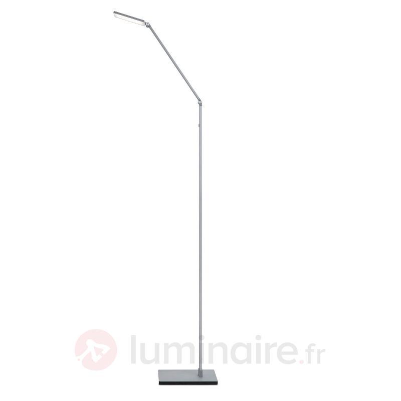 Lampadaire LED Ayana, variateur tactile - Lampadaires LED