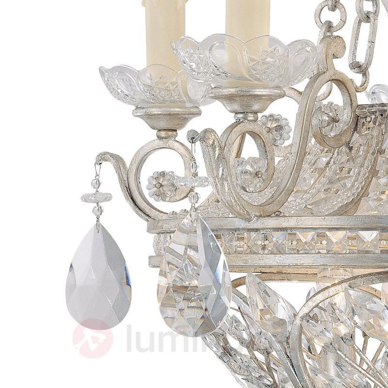 Envoûtant lustre VICTORIA - Lustres en cristal