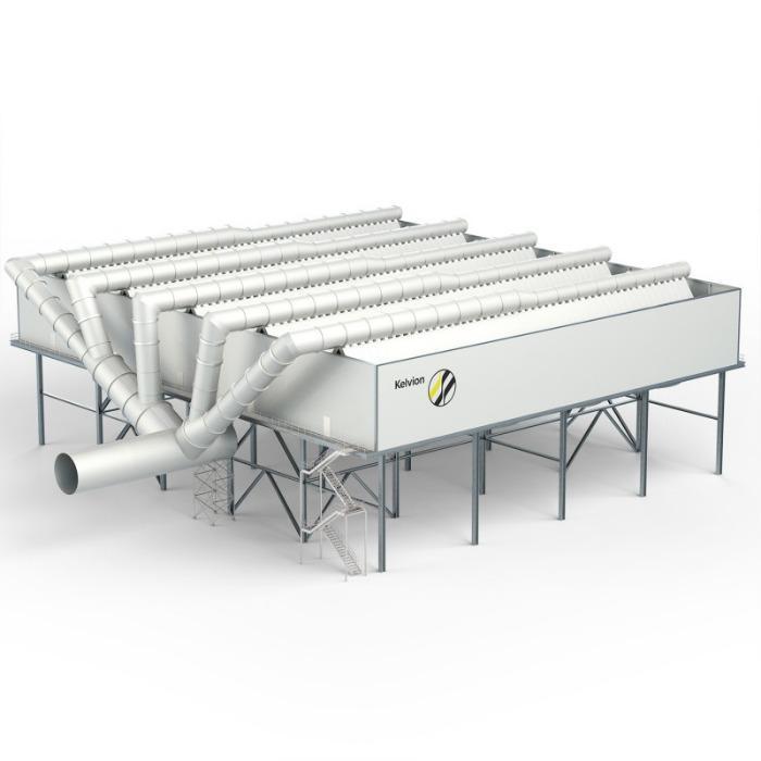 Condensatori ad aria (ACC) - Prestazioni affidabili
