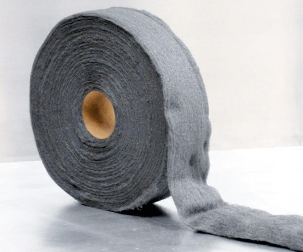 STAX steel fibers, oil-free