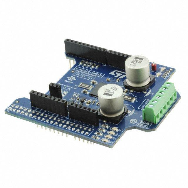 NUCLEO BOARD LPOWERSTEP01 DRIVER - STMicroelectronics X-NUCLEO-IHM03A1