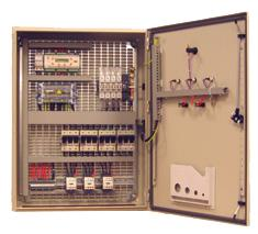 Armoire électrique de commande et puissance  - ELECTR'A