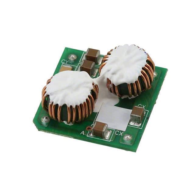 LINE FILTER 75VAC 7A SMD - Delta Electronics FL75L07A