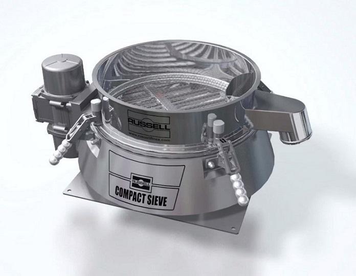 Tamiz Vibratorio - Russell Compact Sieve® - Tamices industriales vibratorios que mejoran la calidad del producto