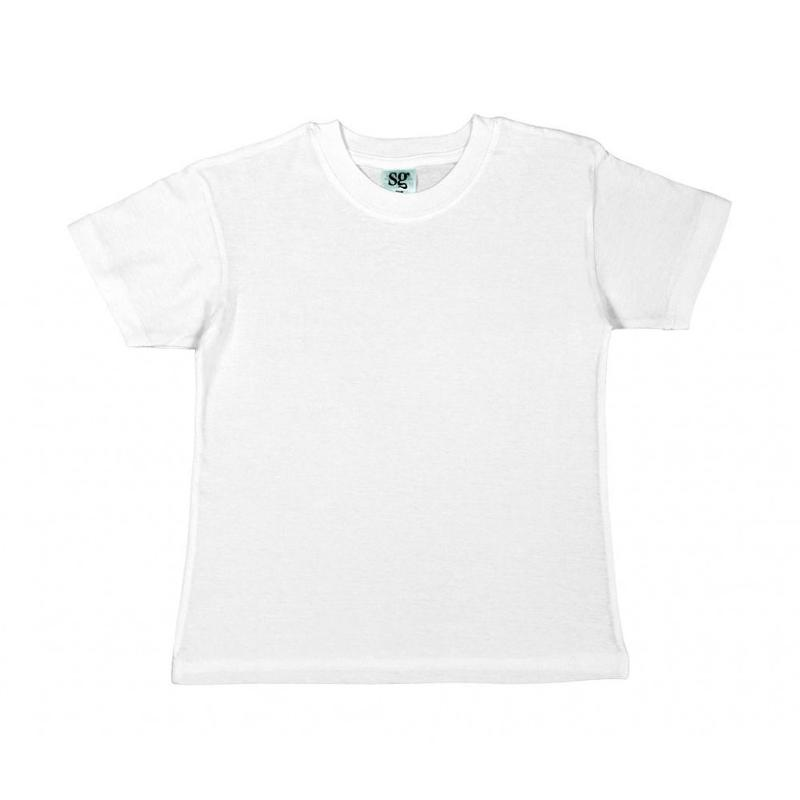 Tee-shirt manches set-in enfant - Manches courtes