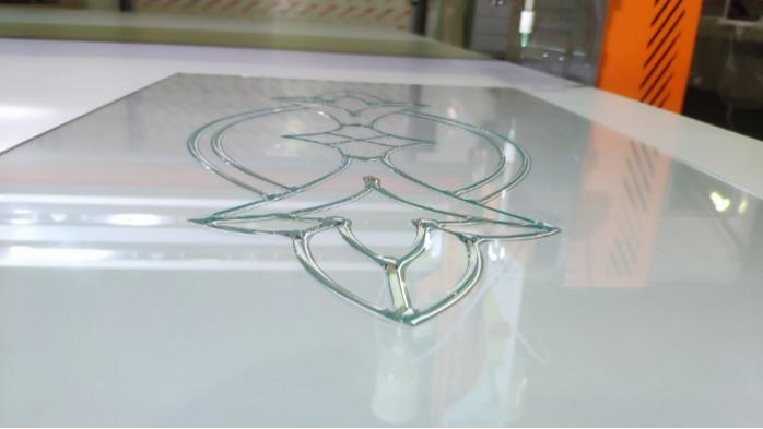 Contour Outilne for stained glass -