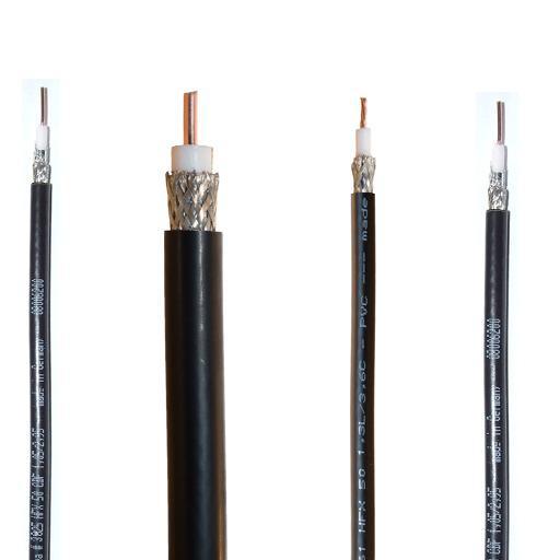 RF-kablar - Högfrekvenskablar