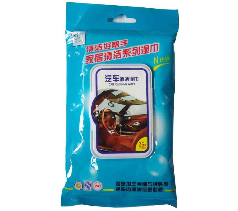 Car Cleaning Wipes 25S - null