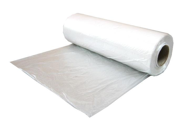 Food grade packaging bags in a roll without handles - Pacjaging bags in roll without handles
