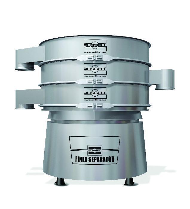 Finex Separator™ - Industrial Vibratory Separator