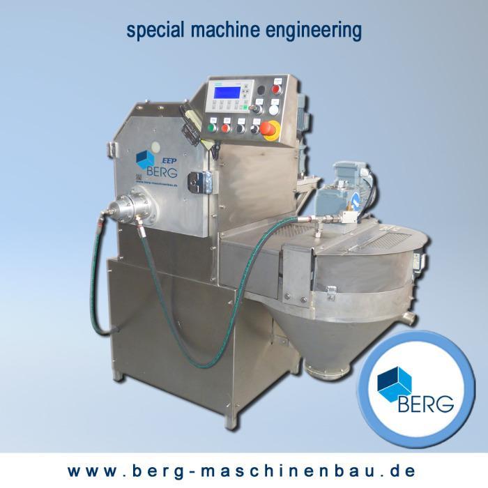 constructions des machines spéciales - Nous proposons des solutions individuelles pour vos exigences très particulières