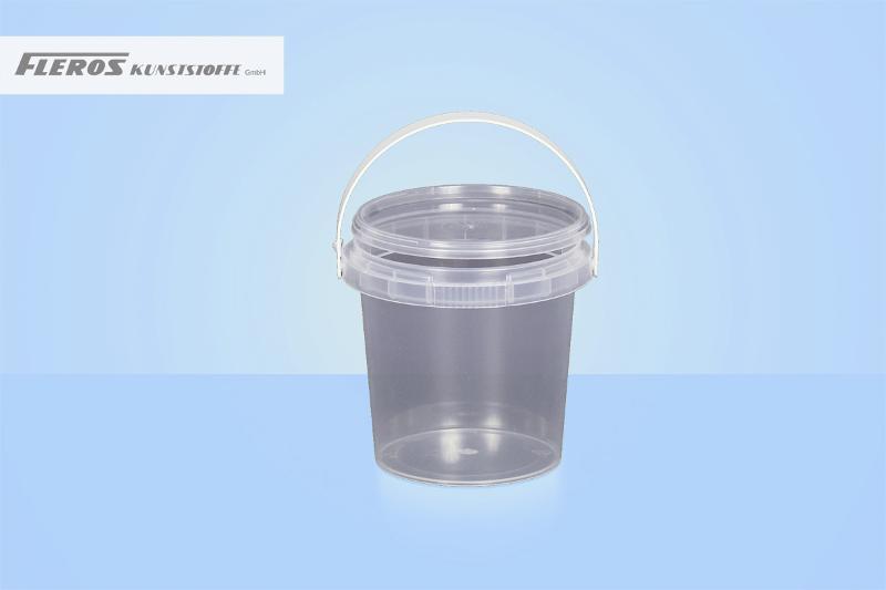 Round buckets - FK-R 368 bucket, round, PP