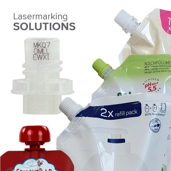 Applications for pad printing and laser marking - Cross-industry solutions for product decoration and labeling.