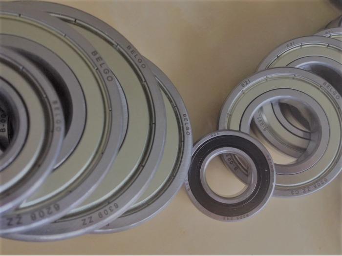 Industrial Roller Bearings - Belgo Bearing Factories