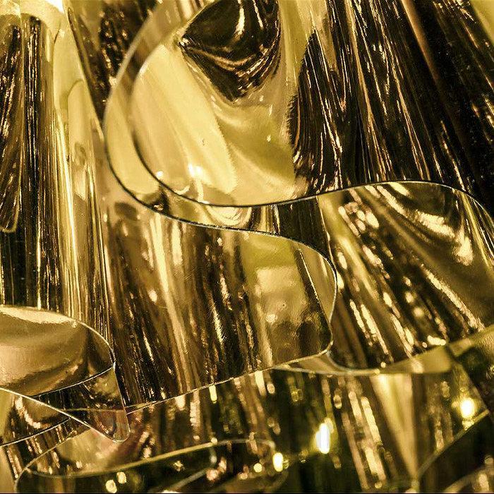 Suspension Veli, 42 cm, doré - Suspensions design