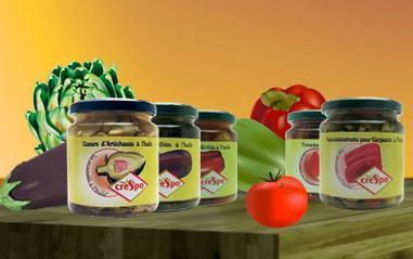Tomates Séchées - Bocaux Antipastis
