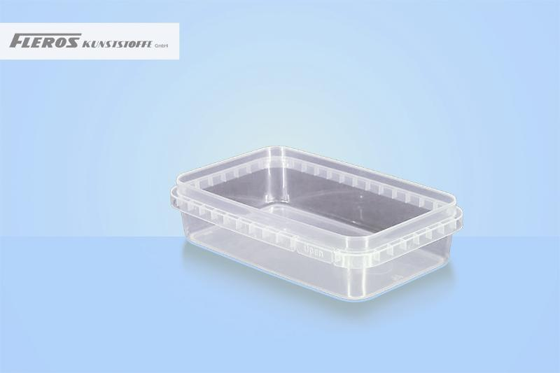 Rectangular bowls