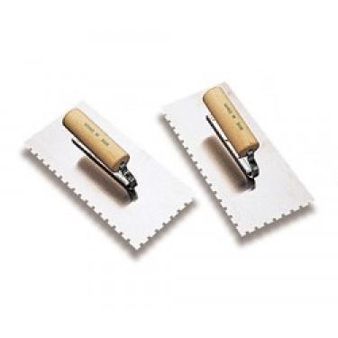 Outils pour réparation de sol - Platoirs et Truelles Platoir de 28 cm x 12 cm Taloche Cranté