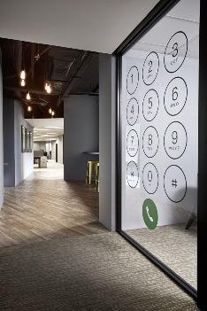 офисные перегородки - алюминиевые и стеклянные