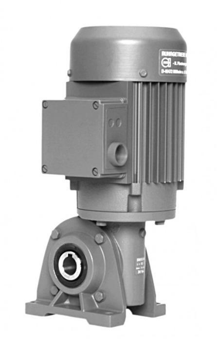SN9SVH - Einstufiger Getriebemotor mit Hohlwelle