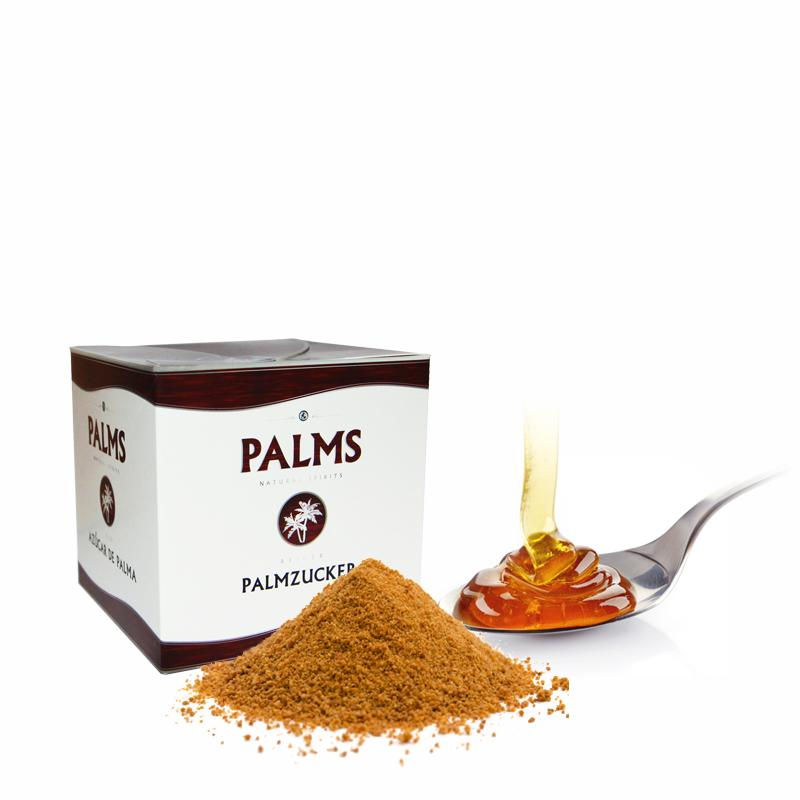 Palm sugar / Palmzucker