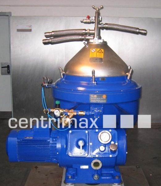 Alfa Laval Self-cleaning disc centrifuge - MAPX 313 TGT-24