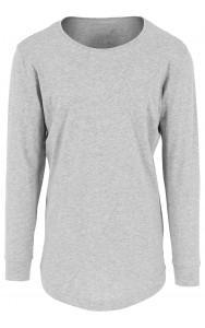 Camiseta manga longa masculina -