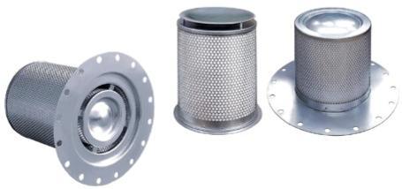 Séparateurs air/huile - Filtres pour compresseurs