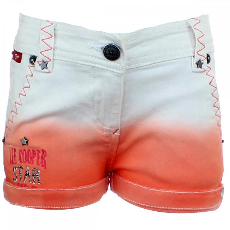 10x Shorts slim Lee Cooper du 6 au 14 ans - Robe Jupe et short