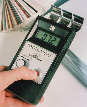 Papierfeuchte - Messgerät - PD1-AL