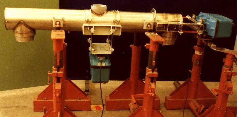 Reversable trough/tubular conveyor   - Conveying technology