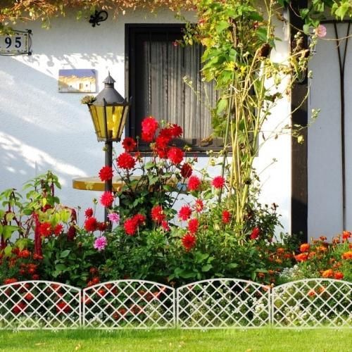 Декоративный забор ROMANIKA -